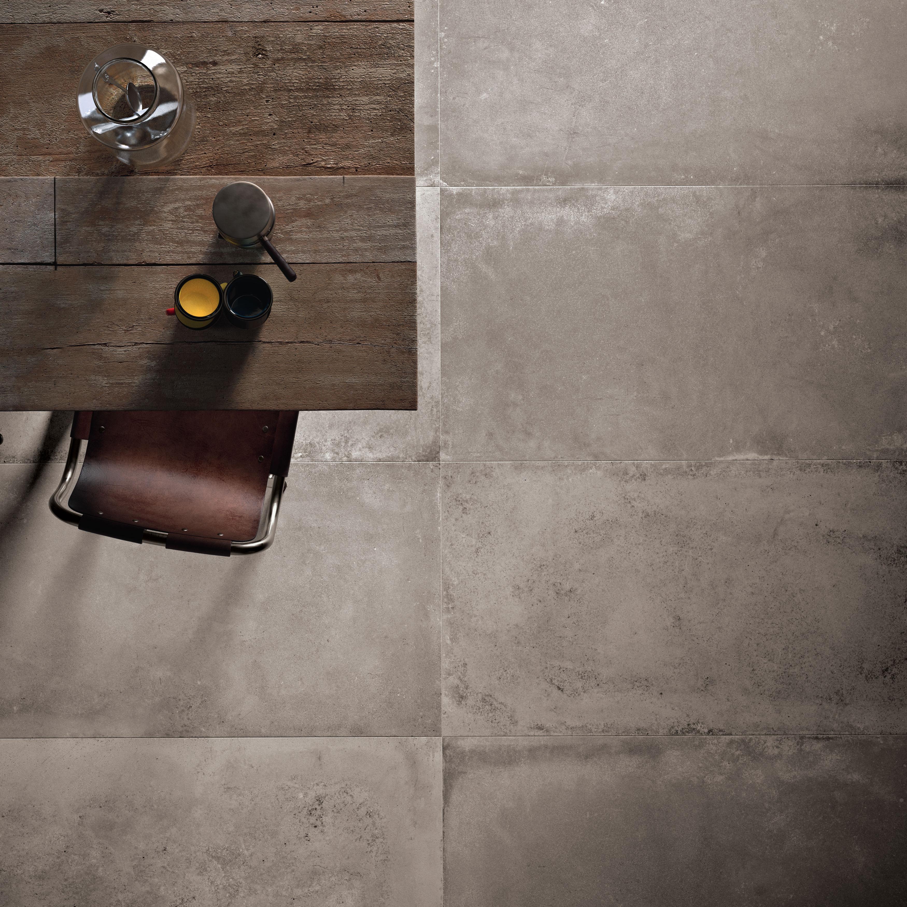 Ambiance beton serie 2 bbm ceramic - Flaviker fliesen ...